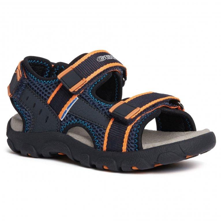 Geox Junior Strada Boys Sandals