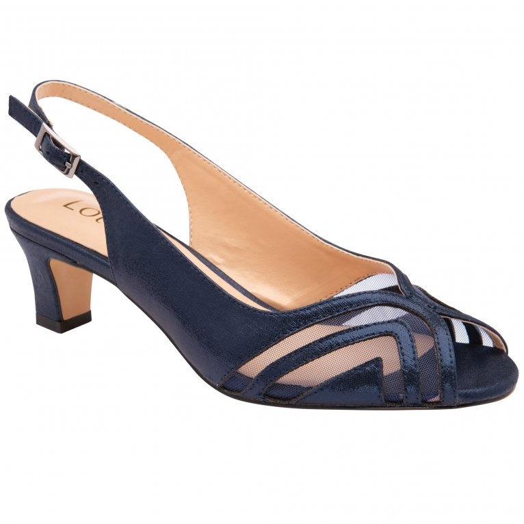 Lotus Priscilla Womens Heeled Sandals