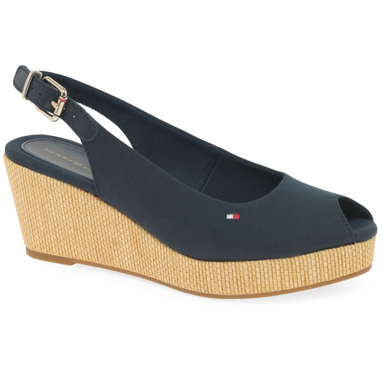 Tommy Hilfiger  Iconic Elba Sling Womens Sandals