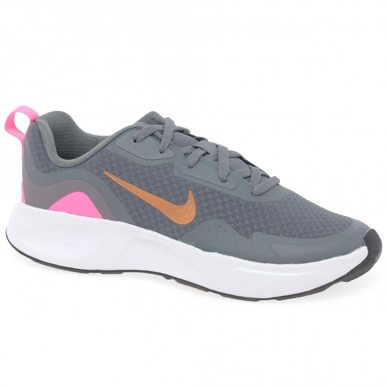 Nike Wearallday Girls Senior Sports Trainers