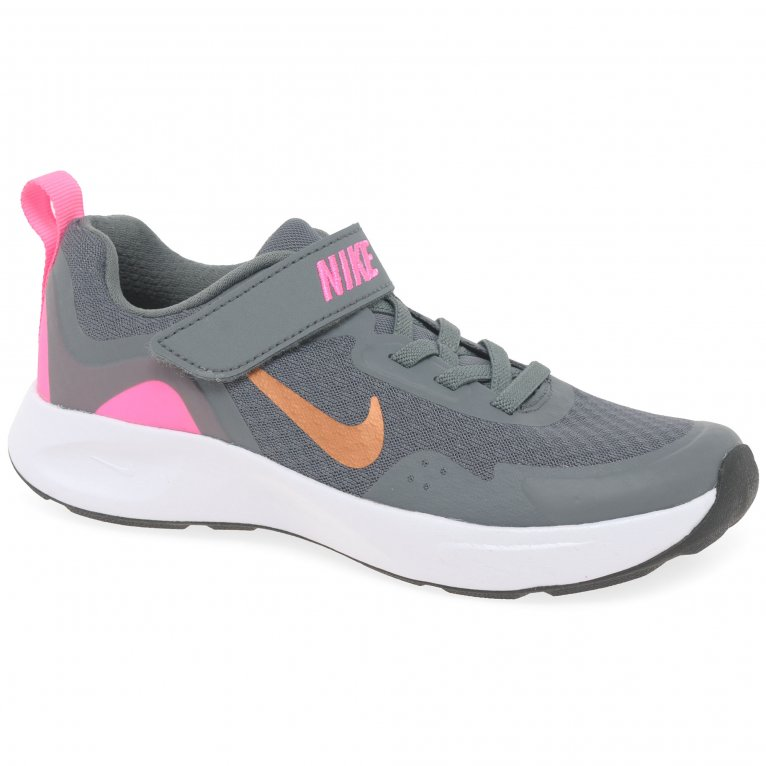 Nike Wearallday Girls Youth Sports Trainers