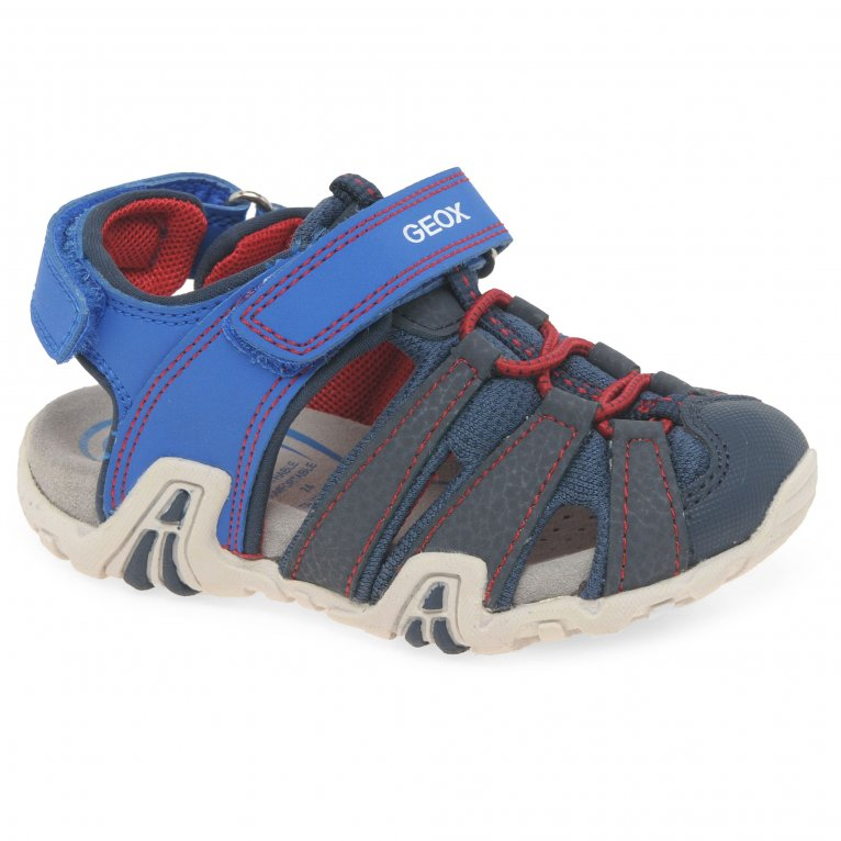 Geox Kraze Fisherman Boys Infant Sandals