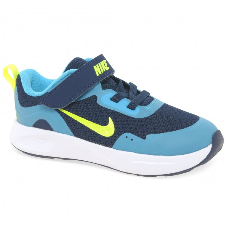 Nike Wearallday Kids Toddler Sports Trainers