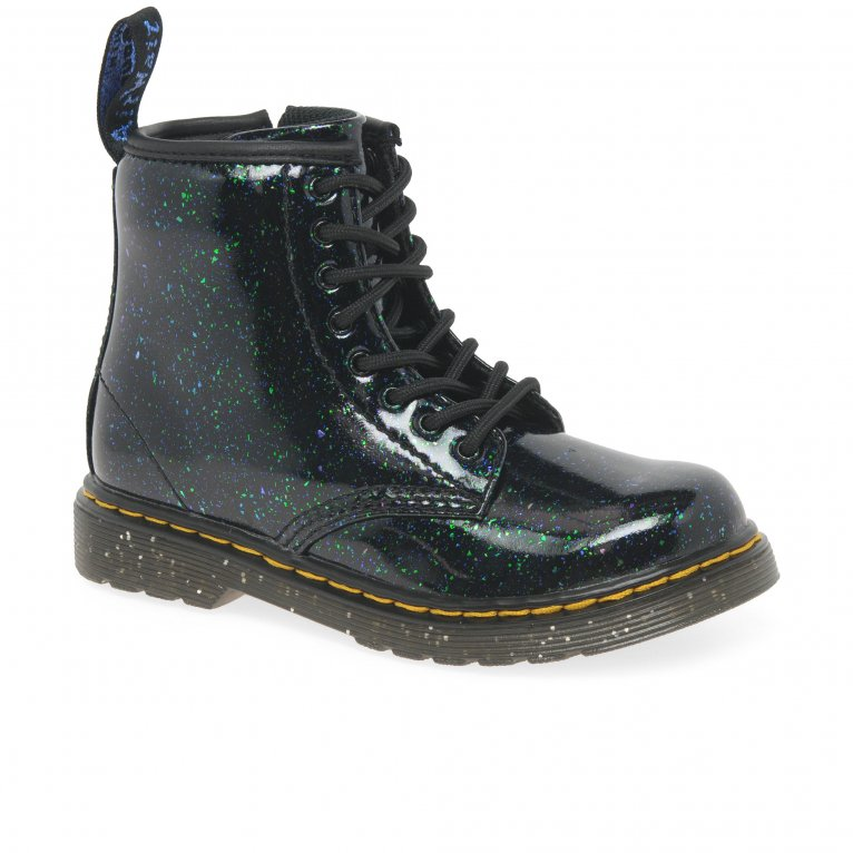 Dr. Martens 1460 Cosmic Glitter Girls Infant Boots