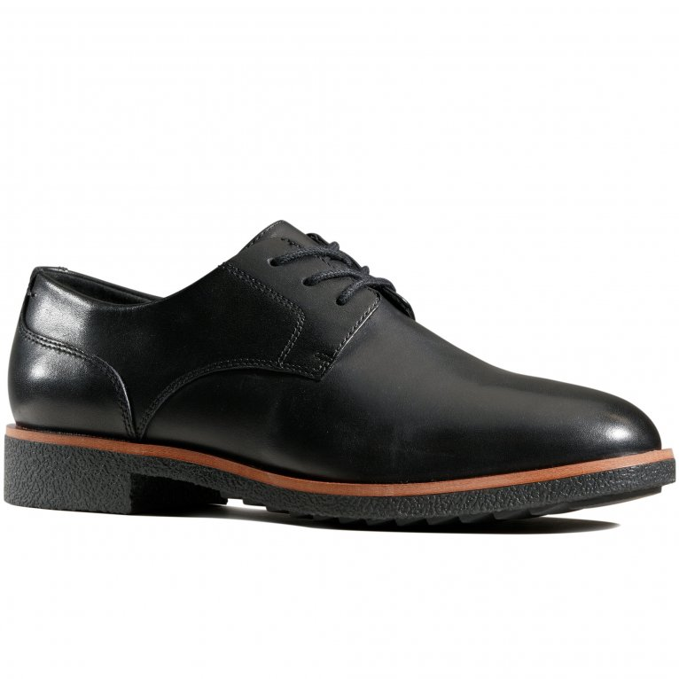 Clarks Griffin Lane Womens Wide Fit Derby Shoes
