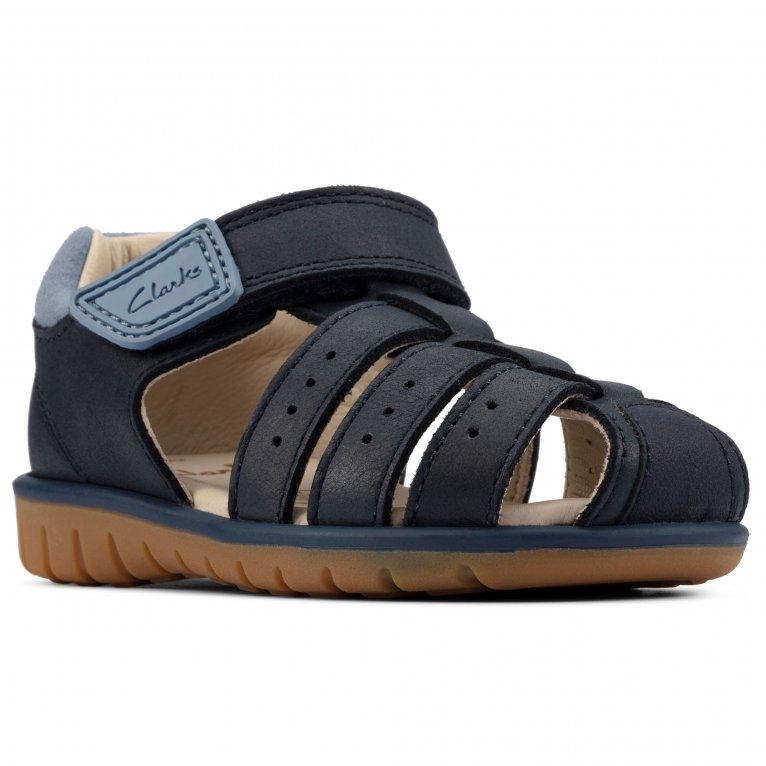 Clarks Roam Bay T Boys Infant Sandals