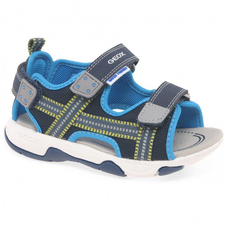 Geox Multy Boys Infant Sandals