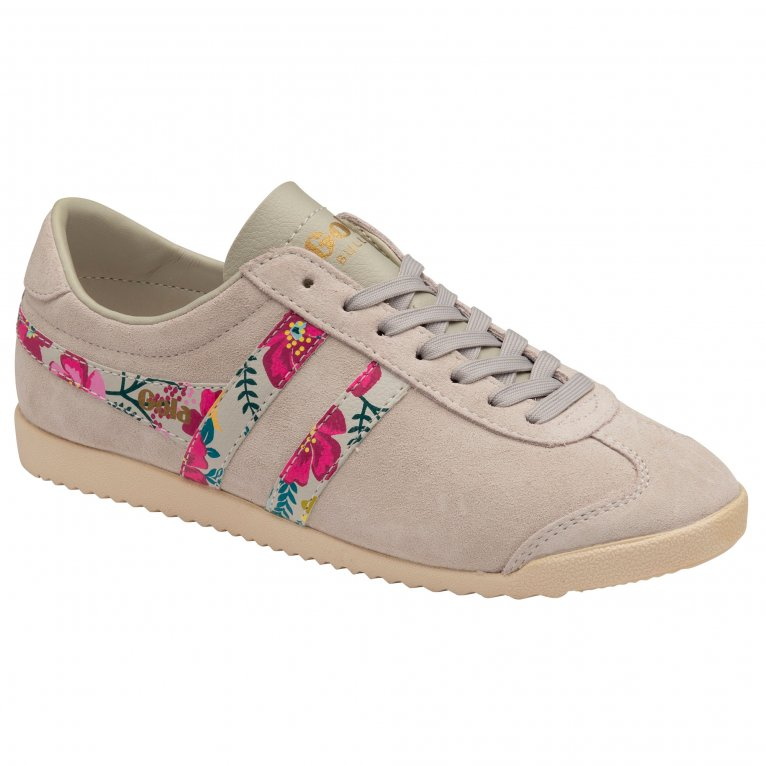 Gola Bullet Floral Womens Trainers