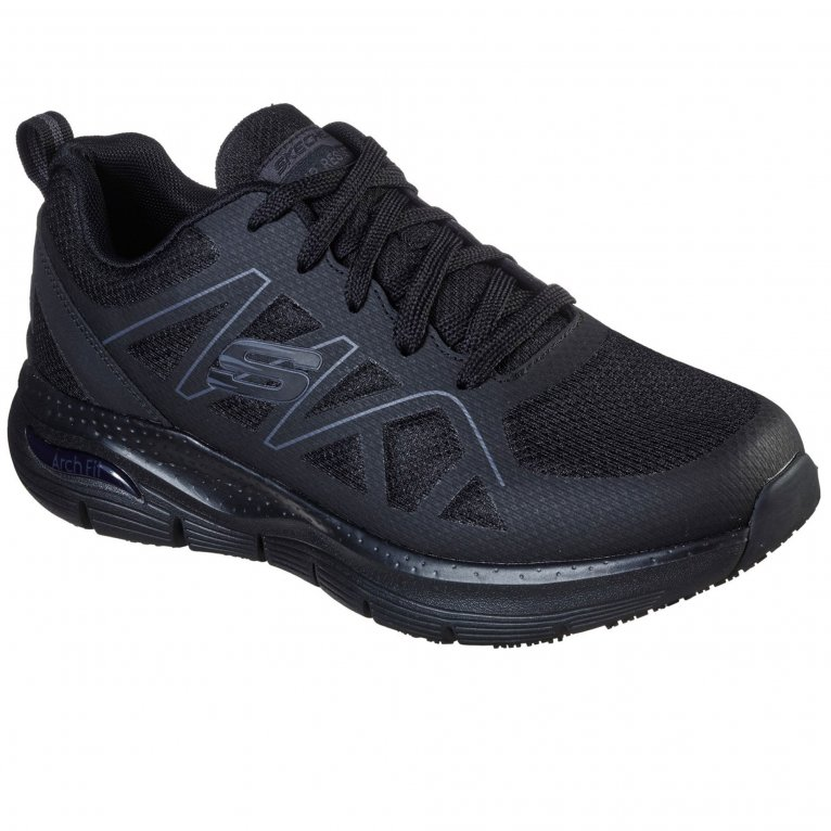 Skechers Arch Fit SR Axtell Mens Occupational Shoe