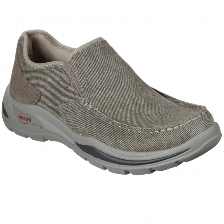 Skechers Arch Fit Motley Rolens Mens Slip On Shoes