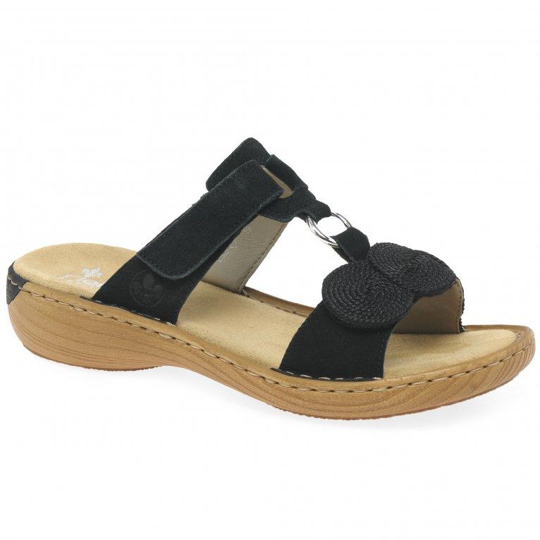 Rieker Spiral Womens Sandals