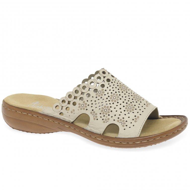 Rieker Rival Womens Mule Sandals