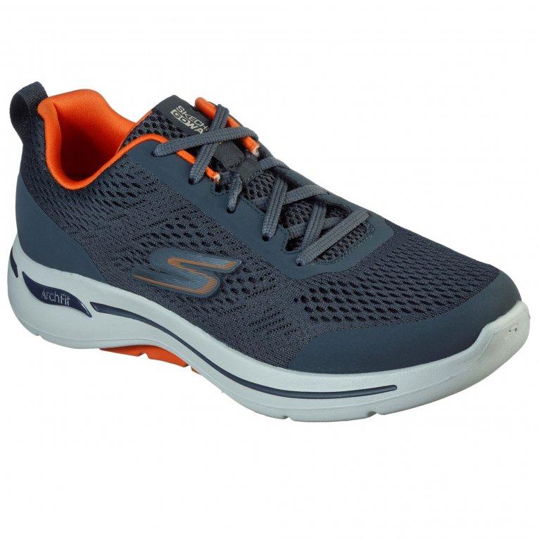 Skechers Go Walk Arch Fit Idyllic Mens Sports Shoes