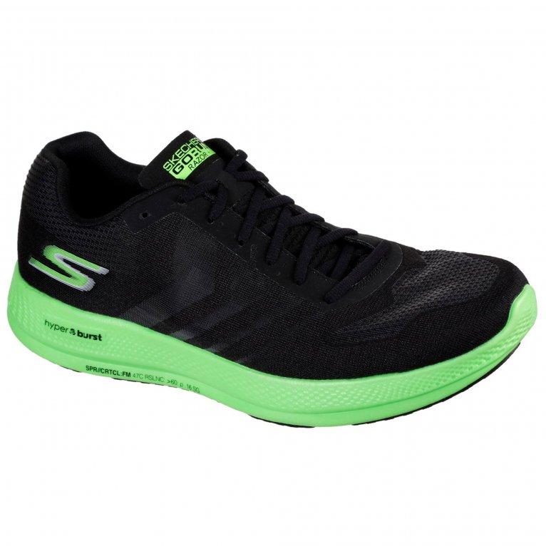 Skechers Go Run Razor + Razor + Mens Sports Shoes