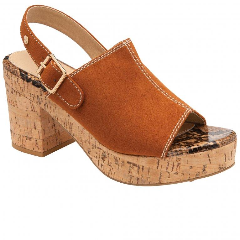 Ravel Cora Womens Heeled Sandals
