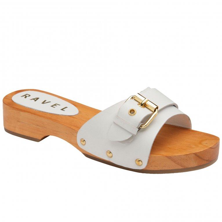 Ravel Peyton Womens Slip On Sandals