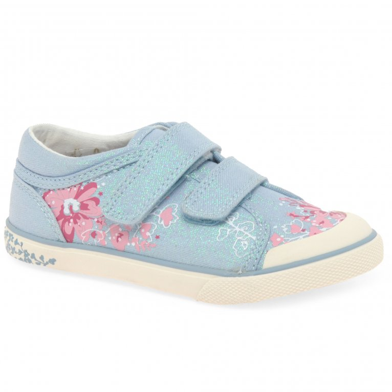 Start-Rite Flower Girls Infant Canvas Shoes
