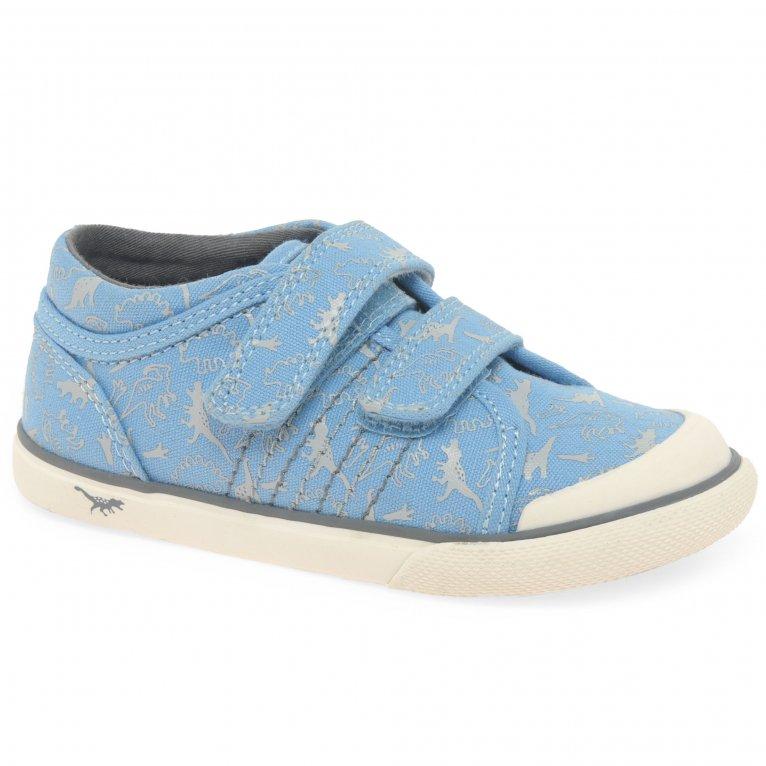 Start-Rite Jurassic Boys Infant Canvas Shoes