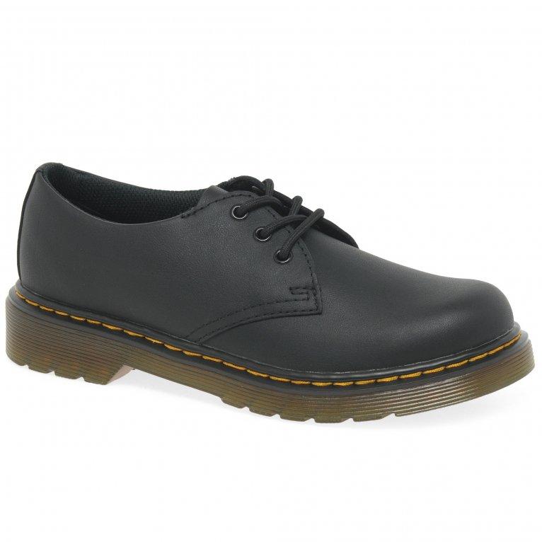 Dr. Martens 1461 Kids Junior 3 Eye School Shoes