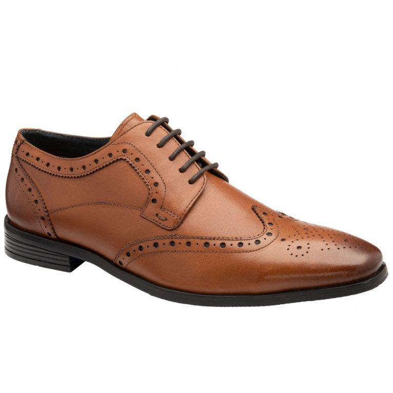 Frank Wright Stonor Mens Brogue Shoes
