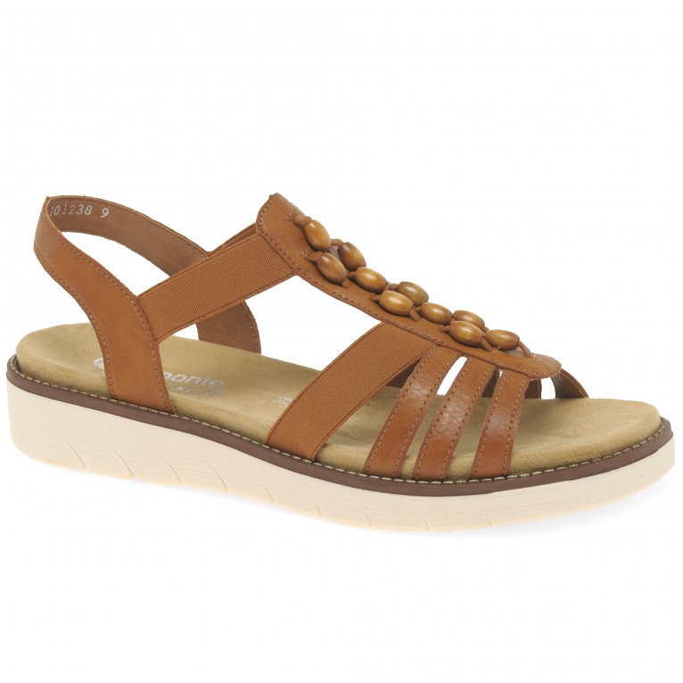 Remonte Bead Womens Sandals