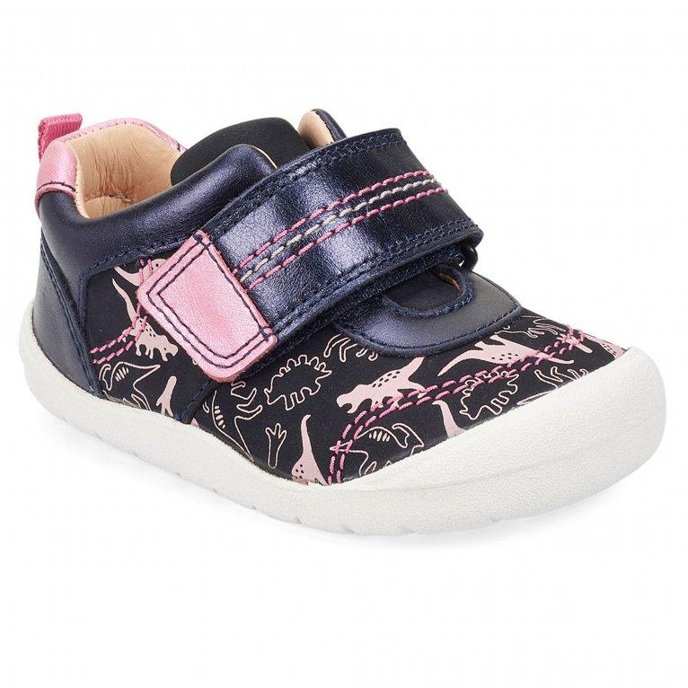 Start-Rite Footprint Girls First Shoes