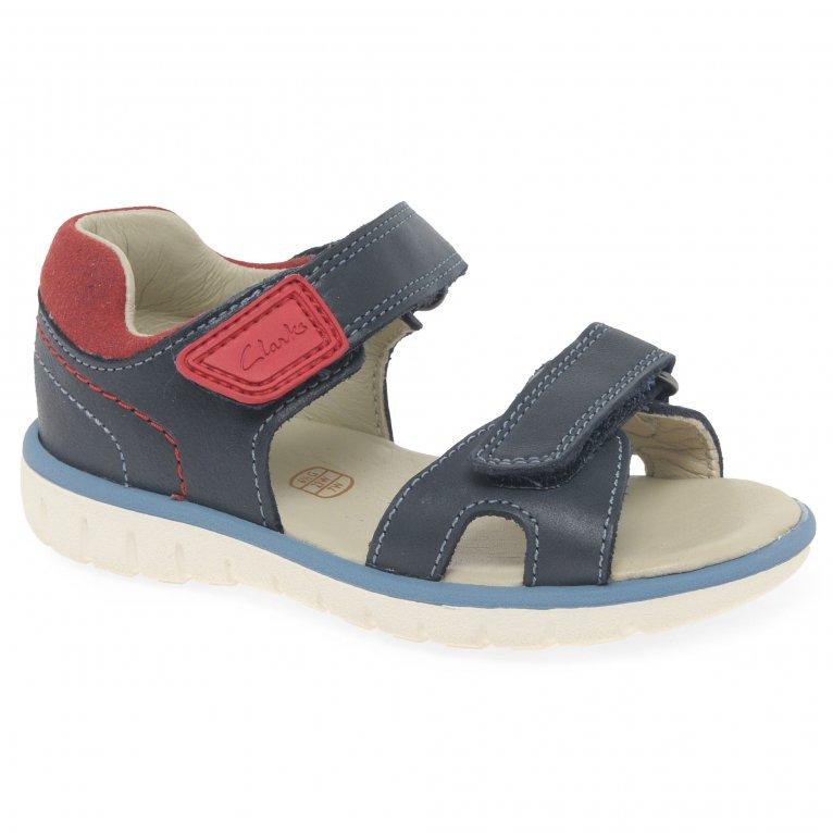 Clarks Roam Surf T Boys Infant Sandals
