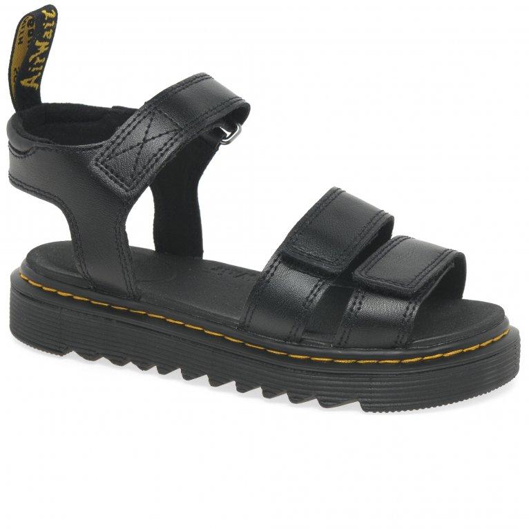 Dr. Martens Klaire Girls Junior Sandals