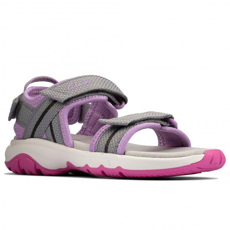 Clarks Expo Sea K Girls Sandals
