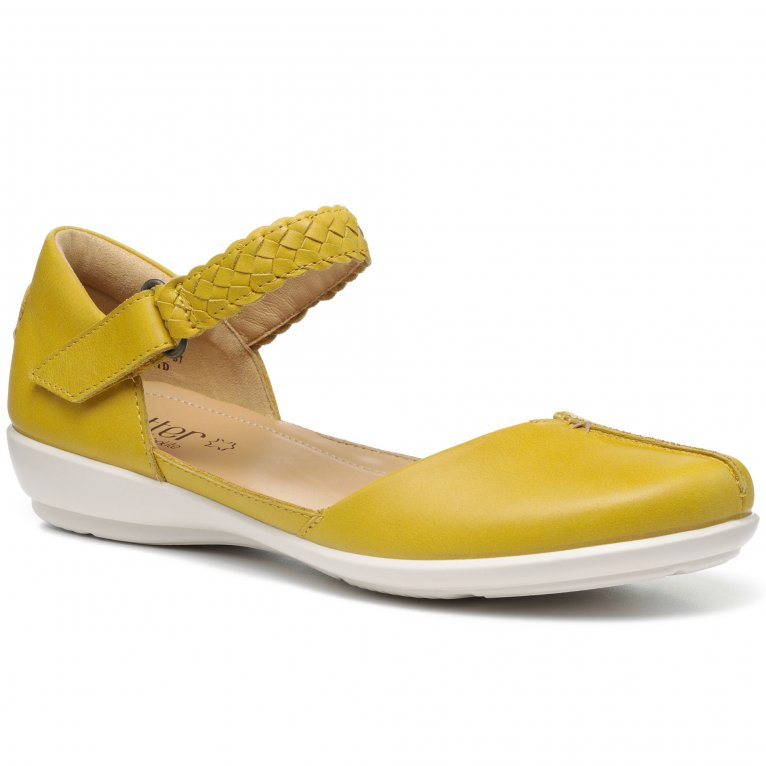Hotter Lake Womens Mary Jane Shoes