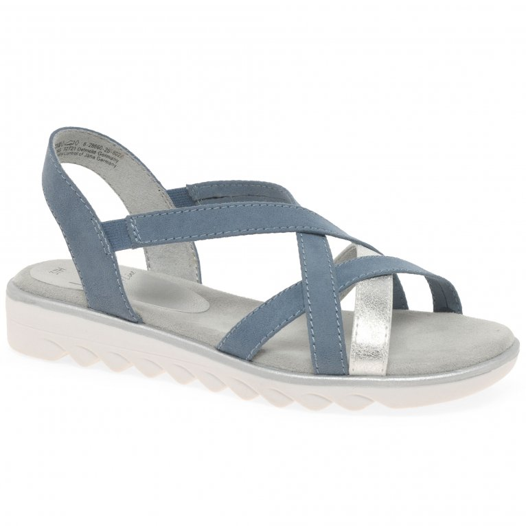 Soft Line (Jana) Trait Womens Sandals