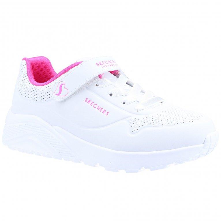Skechers Uno Lite Girls Trainers