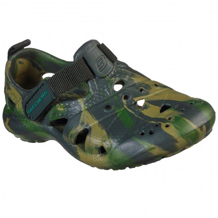 Skechers Foamies Koolers Boys Sandals