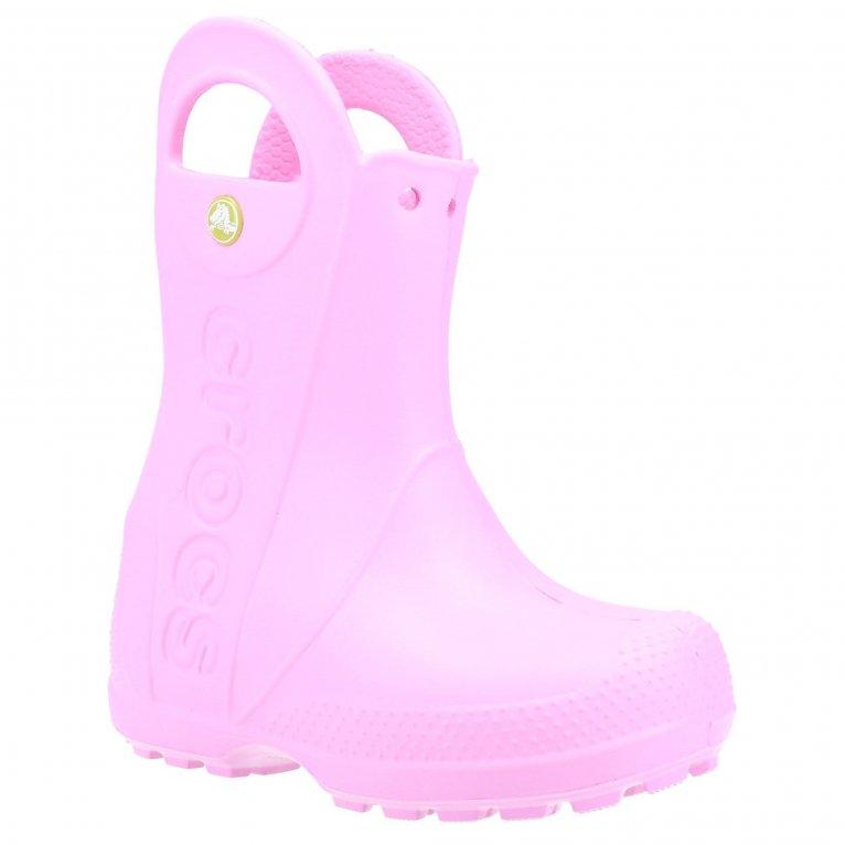 Crocs Handle It Rain Girls Wellington Boots