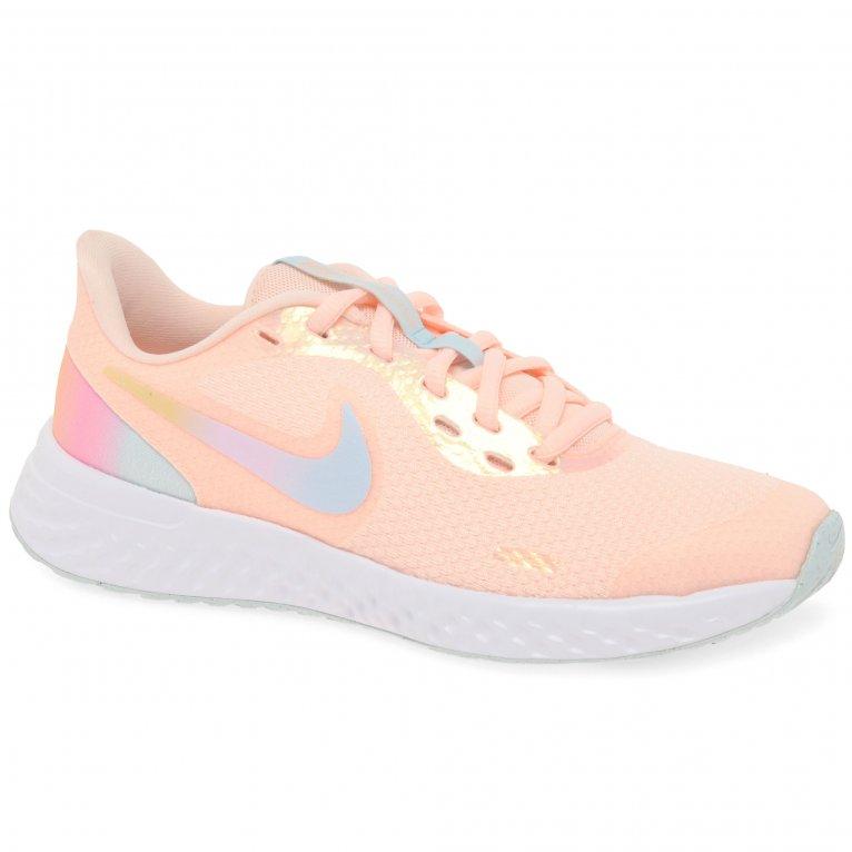 Nike Revolution 5 SE Girls Senior Sports Trainers