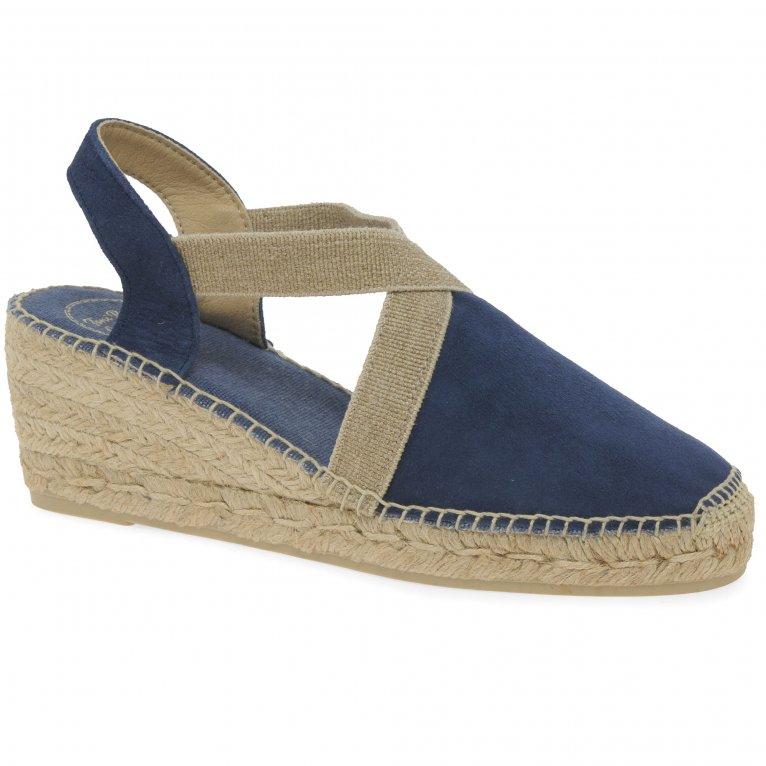 Toni Pons Tona Womens Wedge Heels Espadrille Sandals