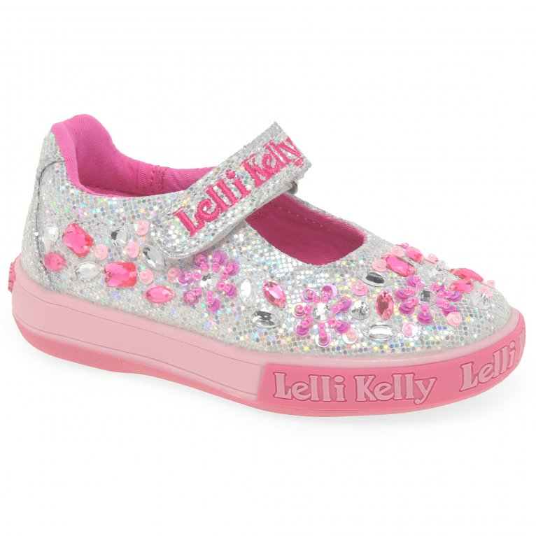 Lelli Kelly Florence Dolly Girls Infant Canvas Shoes