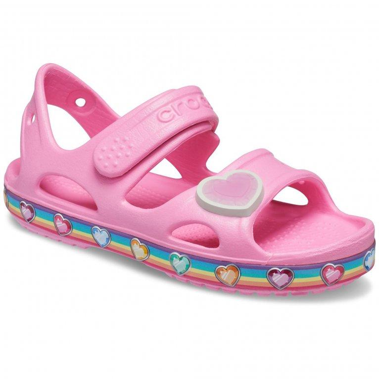 Crocs Fun Lab Rainbow Girls Sandals
