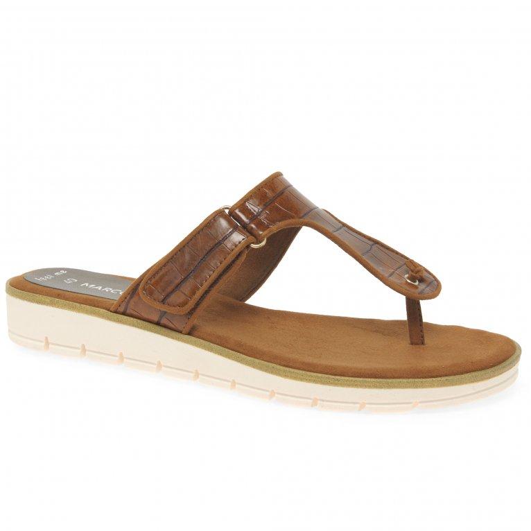 Marco Tozzi Addicted Womens Toe Post Sandals