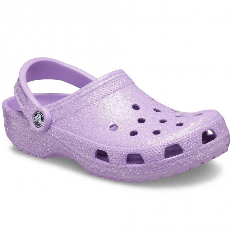 Crocs Sugar Glitter Womens Sandals
