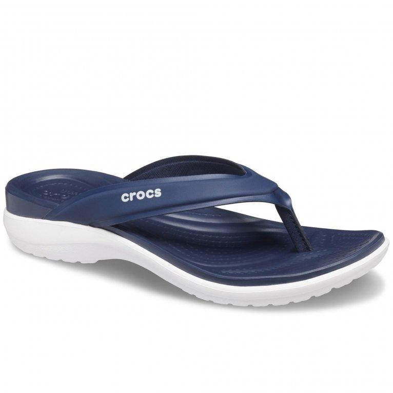 Crocs Capri V Sporty Womens Toe Post Sandals