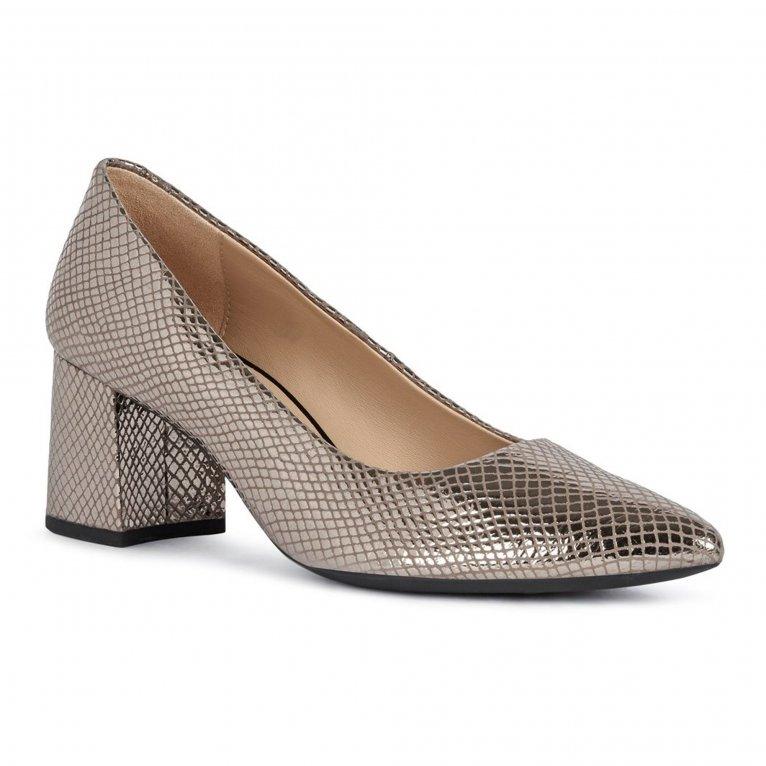 Geox Bigliana Womens Court Shoes