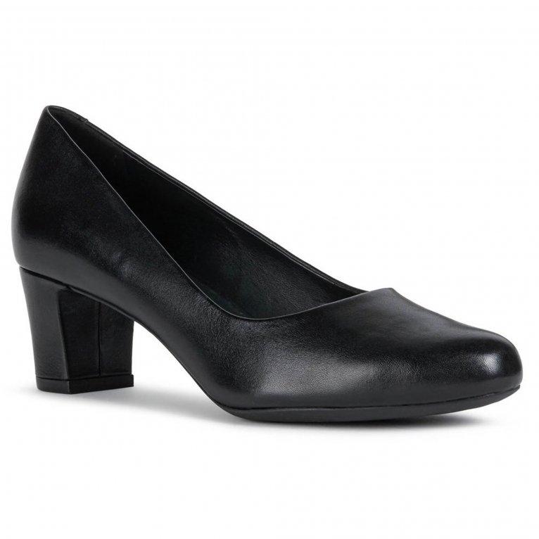 Geox Umbretta Womens Court Shoes