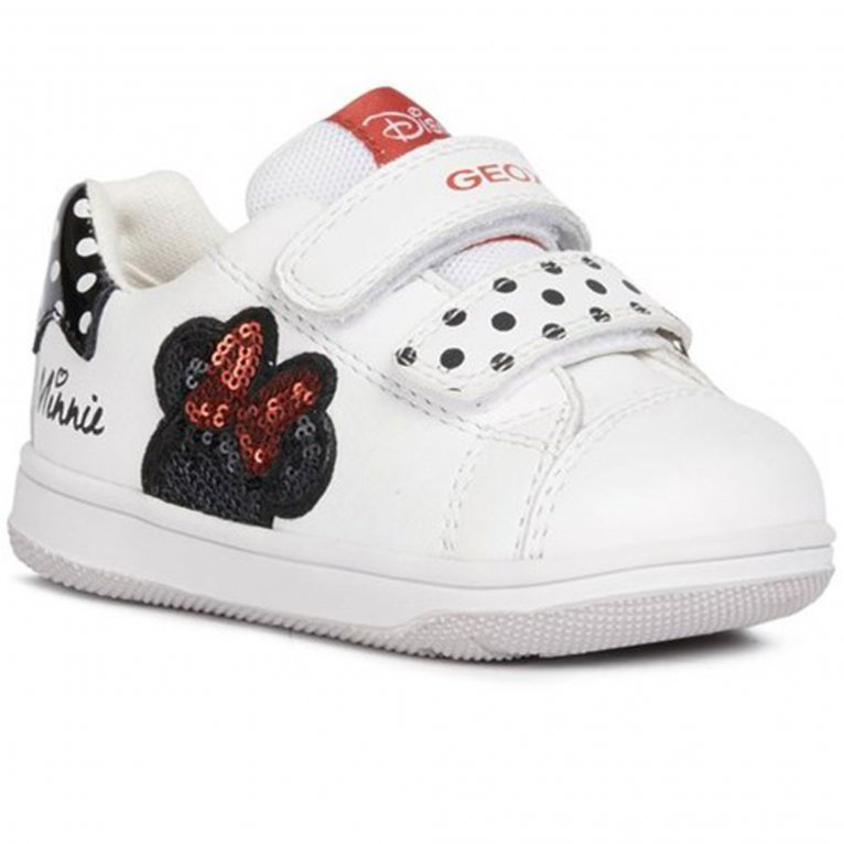 Geox New Flick Girls Trainers