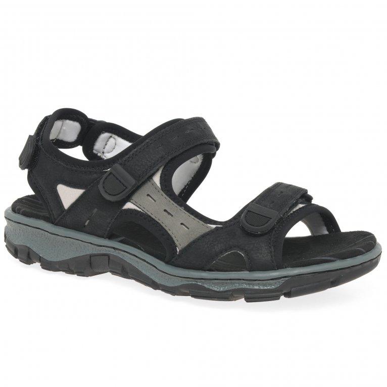 Rieker Strike Ladies Casual Trekking Sandals
