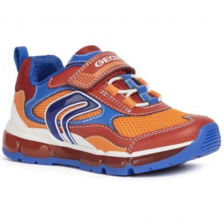 Geox Android Boys Trainers