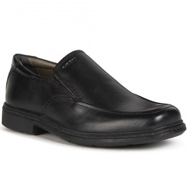 Geox Jr Federico Boys School Shoes