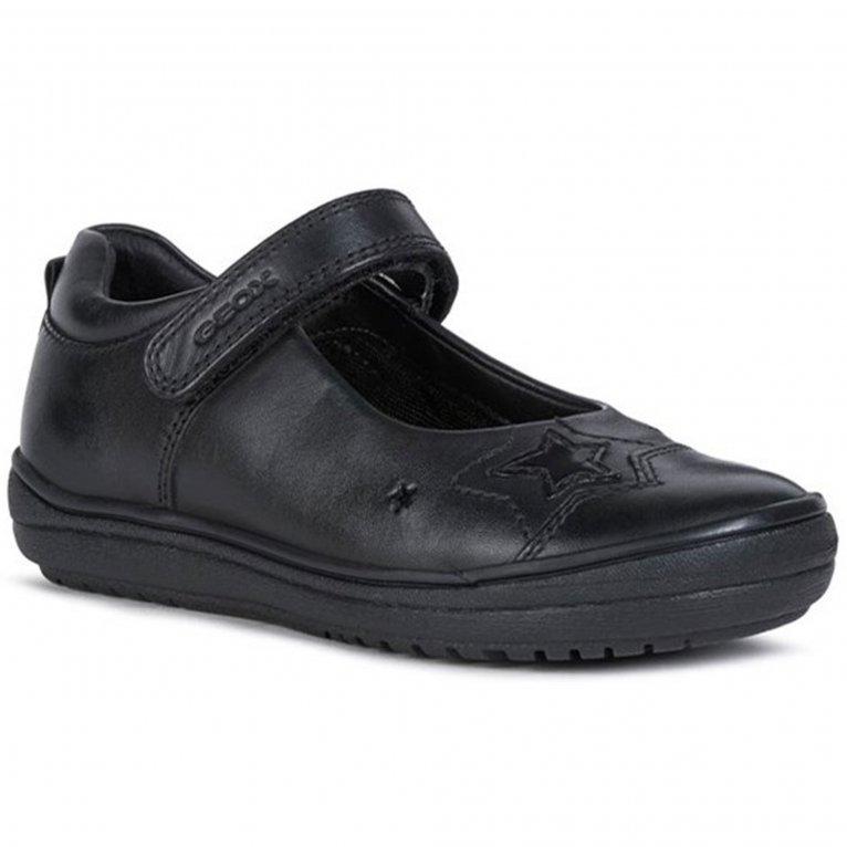 Geox Hadriel Girls School Shoes