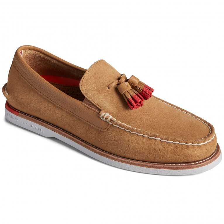 Sperry Top-Sider A/O Tassel Mens Slip On Shoes