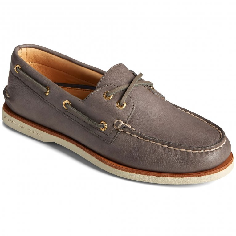 Sperry Top-Sider Gold A/O 2-Eye Mens Boat Shoes